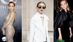 Gwiazdy na Paris Fashion Week haute couture