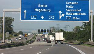 W przyszłym roku za przejazd autostradą w Niemczech będziemy już musieli zapłacić