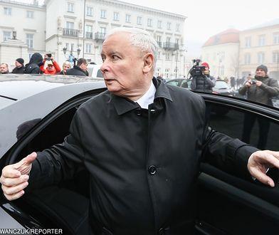 Wożenie prezesa PiS to intratne zajęcie. Kierowca Jarosława Kaczyńskiego dorobił się sporego majątku