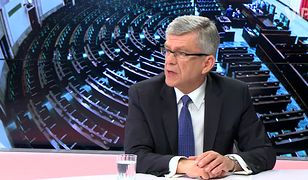 Marszałek Senatu Stanisław Karczewski o kampanii billboardowej: początek nie jest rewelacyjny