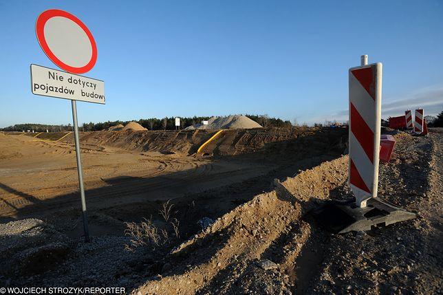 Budowa A1 w Łódzkiem. Kierowcy muszą liczyć się z utrudnieniami
