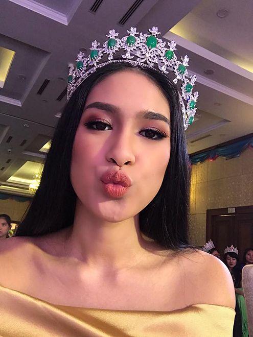 Shwe Eain Si w niedzielę straciła tytuł królowej piękności Birmy.