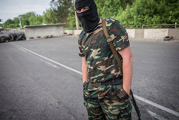 Ukraiński wywiad: Rosja wysyła czołgi separatystom