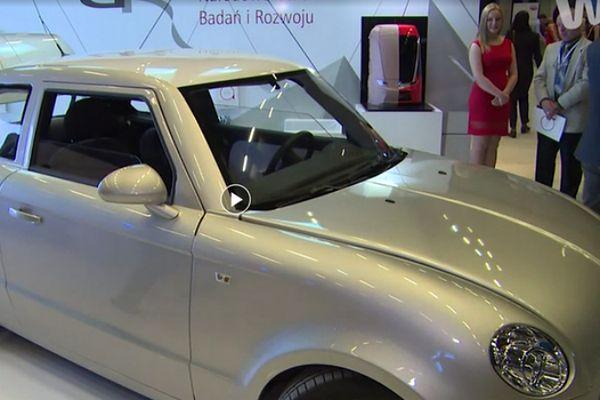 Biznesmeni z Kutna próbują wskrzesić polską motoryzację