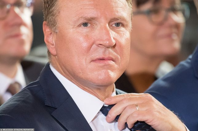 Szef TVP Jacek Kurski