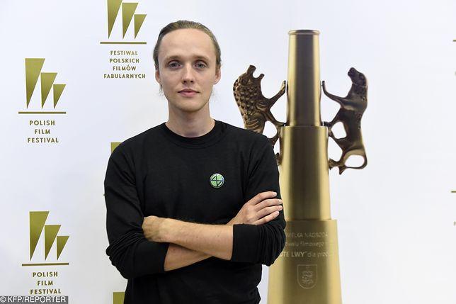 """Bartosz Bielenia wyróżniony za rolę fałszywego księdza w filmie """"Boże Ciało"""""""