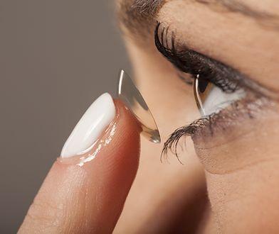 Soczewki kontaktowe są wygodniejsze niż myślisz