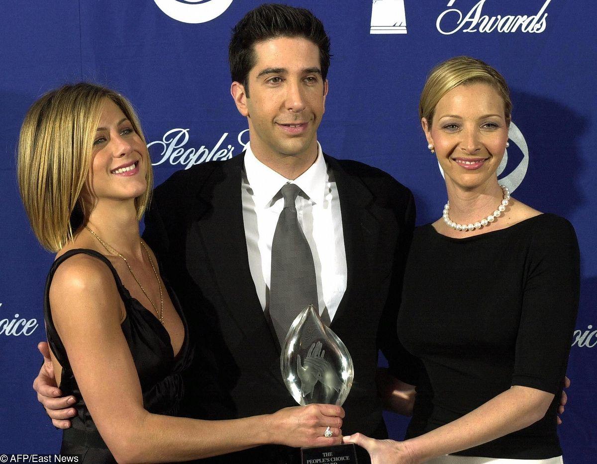 David Schwimmer był zakochany w Jennifer Aniston. Podobno przez to rozwiódł się z żoną