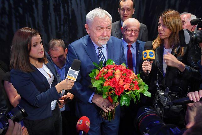 Wyniki II tury wyborów: Jacek Majchrowski po raz piąty prezydentem Krakowa