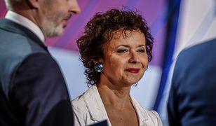 """Joanna Szczepkowska zaapelowała do PiS. By """"nie wycierali zdradzieckich mord"""" jej nazwiskiem"""
