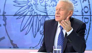 Jaką drogę obierze Kornel Morawiecki? Marszałek senior dla WP: nie zawaham się głosować przeciwko synowi