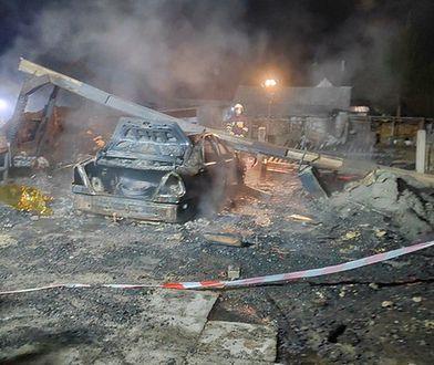 Pożar na Podkarpaciu. Znaleziono ciało 32-latka