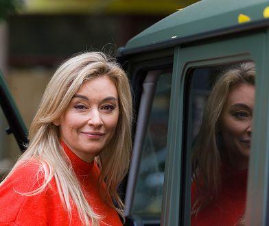 Martyna Wojciechowska jest w Bejrucie. Kamera uchwyciła moment, gdy potrącił ją samochód