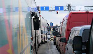 Okres przedświąteczny to wzmożony ruch na polsko-ukraińskiej granicy