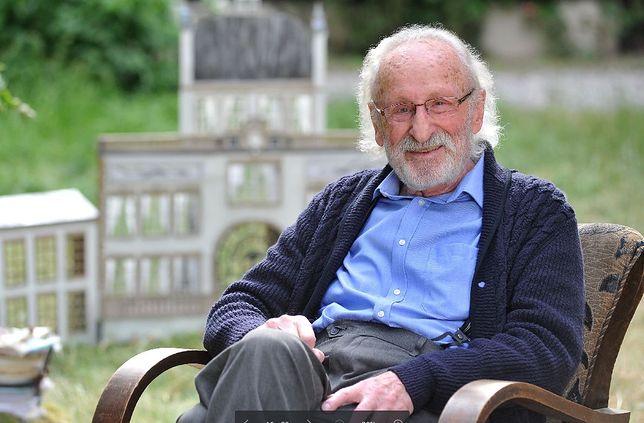 """Franciszek Pieczka obchodzi 90. urodziny. """"W pewnym wieku wiele spraw przestaje mieć takie znaczenie jak kiedyś"""""""