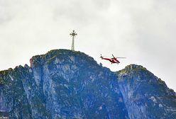 TOPR poszukiwał turysty z użyciem śmigłowca i drona. Był w hotelu
