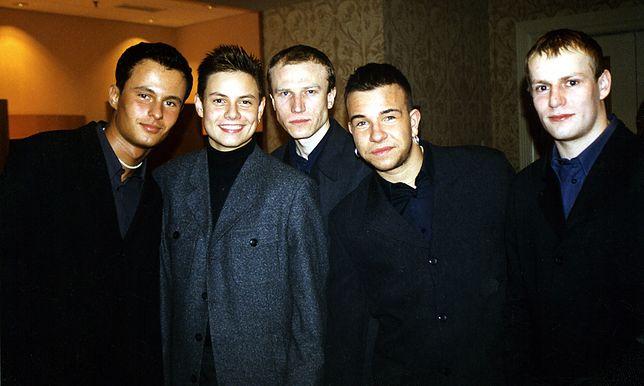 Grupa Just 5 była uwielbiana przez setki nastolatek.