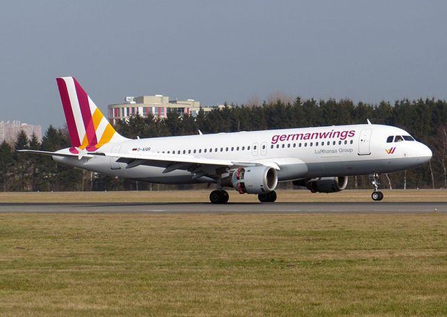 Airbus A320 dobę wcześniej miał problemy techniczne