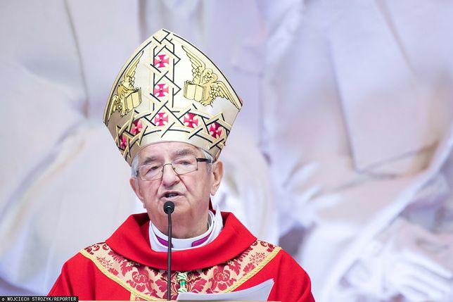Były arcybiskup gdański Sławoj Leszek Głódź