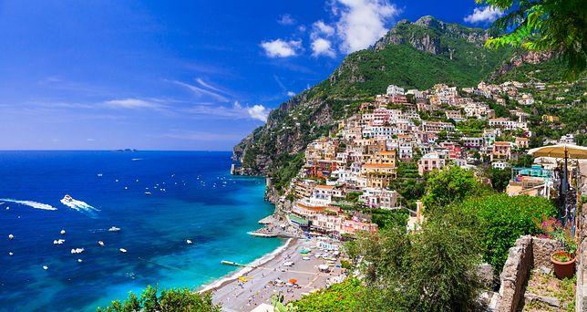 Positano to prawdziwa wizytówka Costiera Amalfitana
