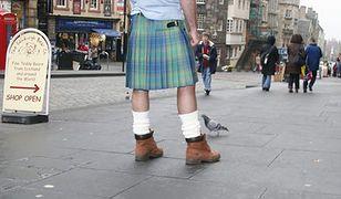 Kilt - jedyna sensowna alternatywa dla spodni