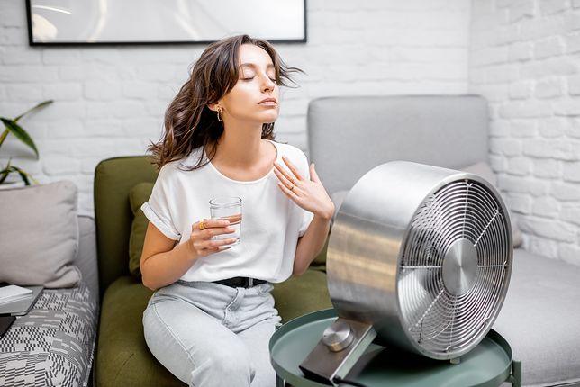 Wentylator nie jest jedynym sposobem na ochłodzenie