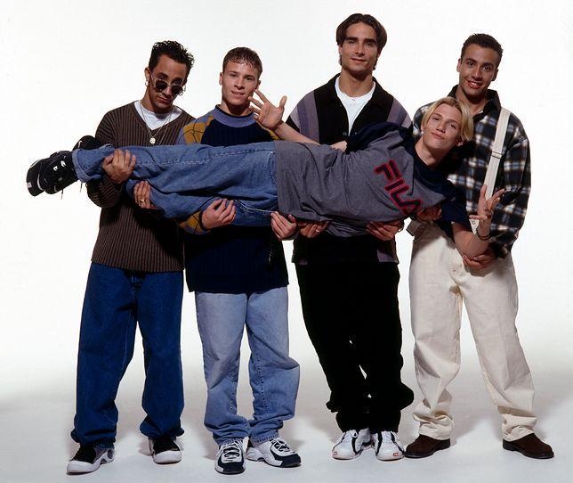 Piątka młodych chłopaków zrobiła furorę w latach 90.