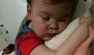 2-letni Brytyjczyk, Alfie Evans, zmarł w nocy.