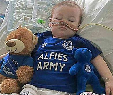 Alfie Evans zmarł rok temu