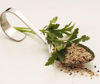 Gomasio - zdrowa alternatywa dla soli kuchennej