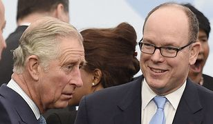 Książę Albert odpowiada na insynuacje, że to on zaraził księcia Karola