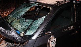 Kłobuck. Tragiczny wypadek. 38-latek zmarł po potrąceniu przez samochód