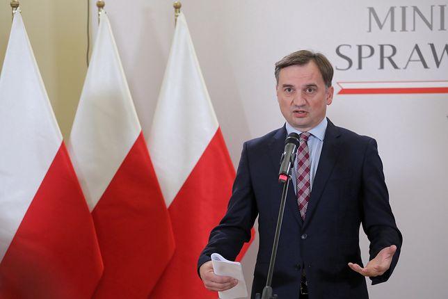 Minister sprawiedliwości, prokurator generalny Zbigniew Ziobro ogłosił wsparcie dla gminy Tuchów