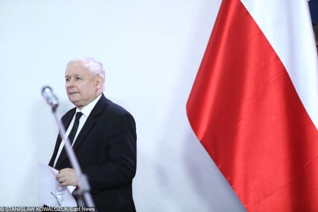 Kaczyński przyznał, że PiS nie może spocząć na laurach