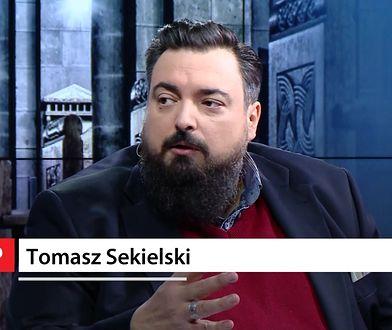 """""""Sala zamilkła zszokowana"""". Tomasz Sekielski o szkoleniu dla księży"""