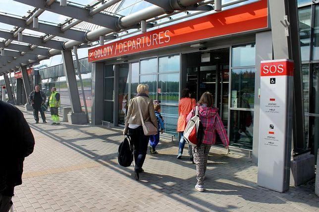 Modlin wśród najgorszych europejskich lotnisk