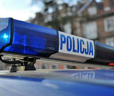 Policja będzie ustalać okoliczności zdarzenia