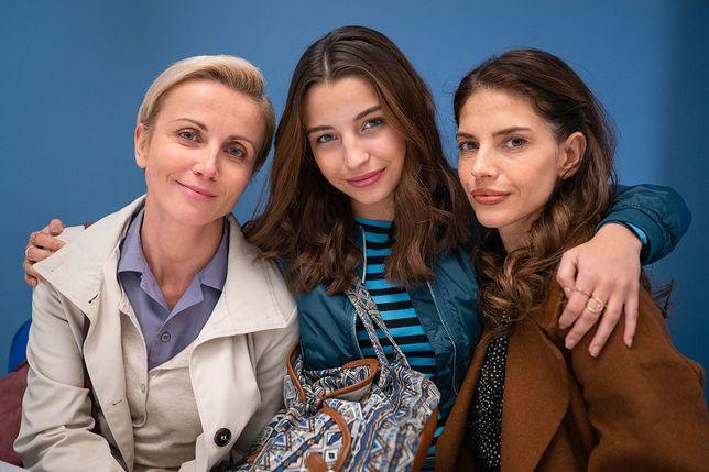 """""""Zawsze warto"""": Weronika Rosati, Katarzyna Zielińska, Julia Wieniawa. Co łączy je z bohaterkami serialu?"""