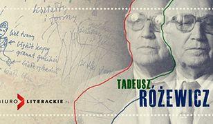 Niepublikowane wcześniej wiersze, krótkie felietony i groteski oraz przedruki rękopisów Tadeusza Różewicza