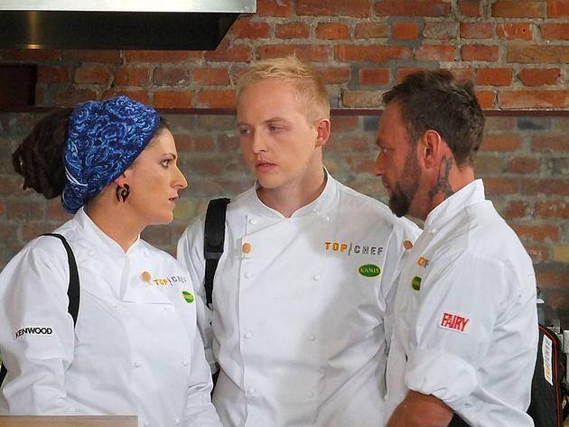 """Gessler klnie w """"TOP Chef""""! Jak to możliwe?"""
