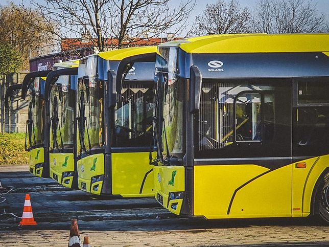 Jeszcze w tym roku na ulicach Gliwic pojawi się 10 nowych autobusów marki solaris.