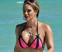 Jennifer Nicole Lee w bikini