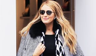 LOOK OF THE DAY: Blake Lively w zestawie Michaela Korsa
