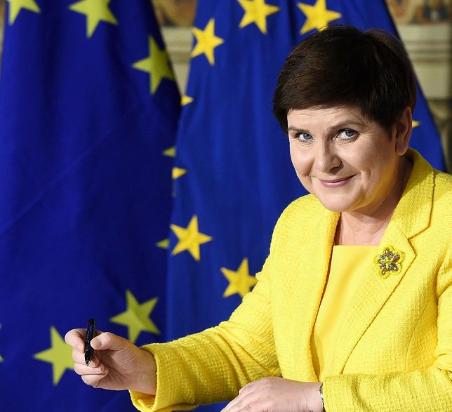 Beata Szydło zdradza plany ws. kandydowania do Parlamentu Europejskiego