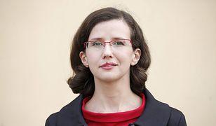 Anna Mierzyńska podkreśla, że nie poróżniła się z partią