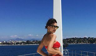 Emily Ratajkowski w seksownym bikini. To ona rozpala Cannes!