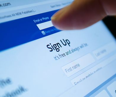 Oszuści kradną konta na Facebooku