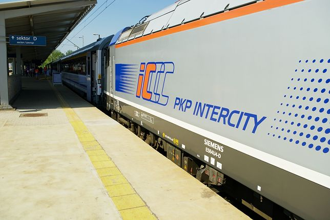 Sprzedaż biletów kolejowych na święta wstrzymana.