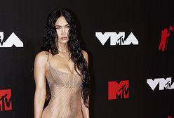 Megan Fox w przeźroczystej sukience na MTV VMA. Była niemal naga!