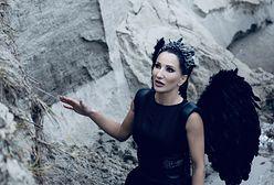 Steczkowska czarny anioł?